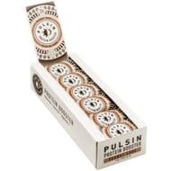 Pulsin Peanut Choc Chip Protein Booster 50g X 18 HALF PRICE