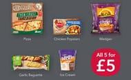 Co Op Frozen Pizza Meal Deal £5 (NUS £4.50)