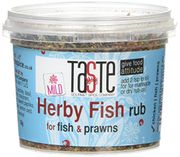 Gourmet Spice Company Herby Fish Mild Rub 35 G (Pack of 3) - Prime. 3 Left