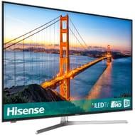 "Hisense 55"" Smart 4K Ultra HD TV,HDR10 & Freeview Play + FREE Google Home Mini"