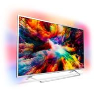 "Philips 50"" Smart Ambilight 4K UHD TV £404.10 with Code + FREE Google Home Mini"