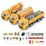 Deal Stack! 3 X Toy Trucks Just £5.99 Delivered