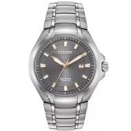 Citizen Eco-Drive Paradigm Men's Titanium Bracelet Watch £126 with Discount