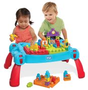 Save £19 - MEGA BLOKS Build and Learn Table **4.6 STARS** FREE DELIVERY