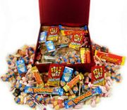 A Personalised 1980s Decade Box... Ace Sweets from the 80s