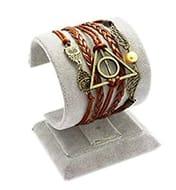 Harry Potter Deathly Hallow Bracelet Gift
