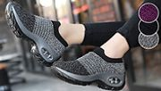 Breathable Air-Cushion Trainers - 4 Colours & 4 Sizes
