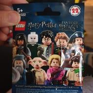 Harry Potter Lego Minifigure