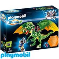 Playmobil Super 4: Kingsland Dragon with Alex (9001)