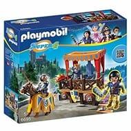 Playmobil Super 4: Royal Tribune with Alex (6695)