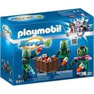 Playmobil Super 4: Skyronians (9411)