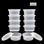 10 Pack of Mini Containers