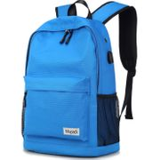 50% off School Travel Backpack Mupack Multipurpose Water Resistant Laptop £16.99