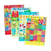 My First Wall Chart Pack