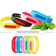 Natural Anti Mosquito Insect Repellent Wrist Band