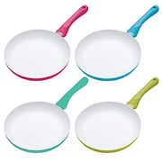 Kitchencraft Colourworks Frying Pan 24cm Colours Vary