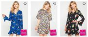 Petite Floral Tea Dresses - Further Reductions at VERY