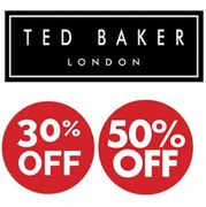 TED BAKER - 30%-50% off at John Lewis