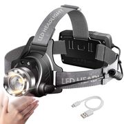 Deal Stack - LED Head Torch - 10% off + Lightning