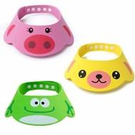 Cute Animals Baby Shower Cap