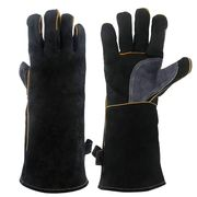 BBQ Leather Gloves Lightning Deal (Cheapest Ever)