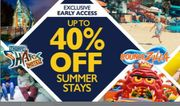 Save up to 40% on Your Summer Short Break at Thorpe Park Resort!