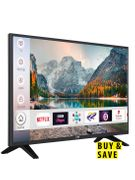 Luxor 40 Inch, Full HD, Freeview Play, Smart TV