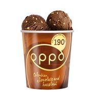 Oppo Colombian Chocolate & Hazelnut Ice Cream And Other Flavours