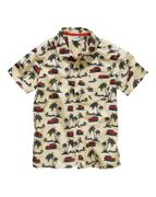 KD EDGE Boys Palm Tree Shirt