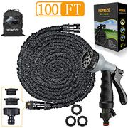 100ft Expandable Garden Hose Pipe with 8 Function