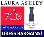 Laura Ashley Dresses at BARGAIN PRICES! Sale's On!