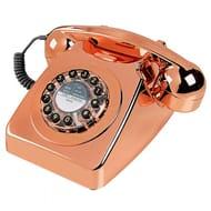 Wild & Wolf 746 Phone - Copper