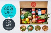 Your First Gousto Recipe Box is 60% Off! 30% Discount Thereafter.