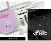 Get the Exclusive Sophie Kinsella Cohorted Limited Edition Beauty Box