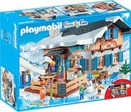 A Nice One for Christmas! - Playmobil Action Ski Lodge - HALF PRICE