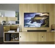 "SAMSUNG 43"" Smart 4K Ultra HD HDR QLED TV & Harman/kardon Wireless Sound Bar"