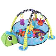 Turtle Baby Playmat, Play Gym & Ball Pit