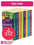 PRICE DROP! the 13-Storey Treehouse Collection - 8 Books