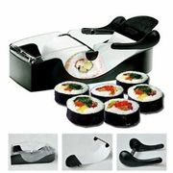 Perfect Roll DIY Easy Kitchen Magic Roller Sushi Maker Cutter Gadget Machine UK