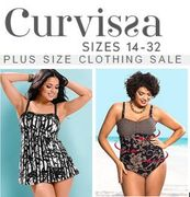 Curvissa - PLUS SIZE CLOTHING SALE