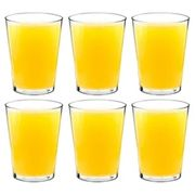Rink Drink Pack of 6 Plastic Highball Cocktail Glasses - 285ml By: Rink Drink
