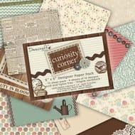 Dovecraft Curiosity Corner 6x6 Paper Pack
