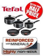 Tefal Origins 5 Piece Pots & Pans Set - Amazon #1 Best Seller