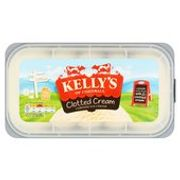Kellys Clotted Cream Vanilla Ice Cream 1L at Morrisons