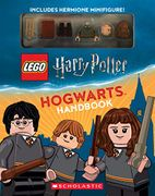 LEGO Harry Potter Handbook with Hermione Minifigure £7.16 Each or 2 for £7