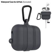 Waterproof AirPods Case Shockproof Air Pods Charging Case Skin, Protective