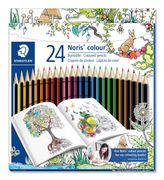 Staedtler Noris Colouring Pencils (Pack of 24)