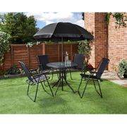 Milano Patio Furniture Set 52%offinstore at B&M