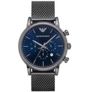 Emporio Armani Mens Mesh Sport Chronograph Watch AR1979 @smartxdirect.co.uk