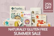 25% off Selected Gluten Free Foods